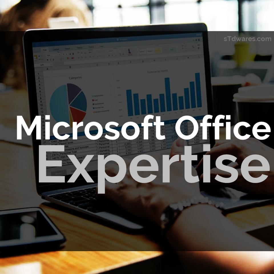 sTdwares Freelancing Venture - Microsoft Office Expertise