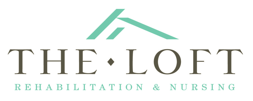 Logo for the loft copy